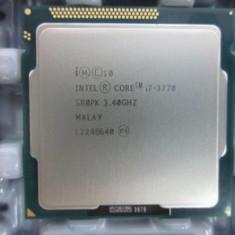 Procesor Intel Core i7 3770, 3.40GHz, 8Mb Cache socket 1155, cooler cupru