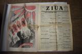 2x ziarul Ziua 1935 numar aniversar plus revista Liceul Saptamana Cartii Iasi