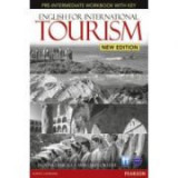 English for International Tourism Pre-Intermediate New Edition Workbook without Key and Audio CD Pack - Iwonna Dubicka