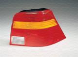 Cumpara ieftin Stop tripla lampa spate stanga (semnalizator portocaliu, culoare sticla: rosu) VW GOLF 4 1998-2001