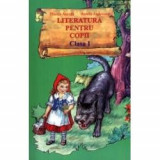 Literatura pentru copii clasa I_