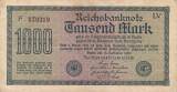 GERMANIA 1.000 marci 1922 VF!!!
