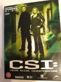CSI:Crime Scene Investigation -  season two  -  DVD, Engleza