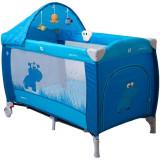Patut pliabil Coto Baby Samba Lux Blue