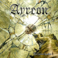 Ayreon The Human Equation reissue (2cd)