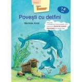 Povesti cu delfini. Nivel 3, 7-8 ani - Marliese Arold