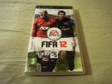 Joc Fifa 12, PSP, original, alte sute de titluri, Sporturi, 3+, Multiplayer, Ea Sports