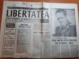 Ziarul libertatea 17-18 octombrie 1990-art o gala a actorilor