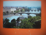 HOPCT 64464 PODURILE DIN PRAGA CEHIA -STAMPILOGRAFIE-CIRCULATA