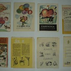 LOT reviste Carticica surprizelor, anii '60