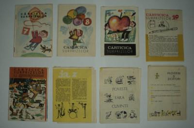LOT reviste Carticica surprizelor, anii '60 foto