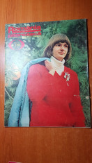 romania pitoreasca martie 1976-art. si foto cucuteni jud.iasi,orasul bucuresti foto