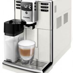 Espressor super-automat Philips EP5361/10, 15 bari, 1.8 l, Sistem filtrare AquaClean, Carafa de lapte integrata, 5 setari intensitate, 8 bauturi (Alb)