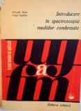 STRAT/SPULBER - INTRODUCERE ÎN SPECTROSCOPIA MEDIILOR CONDENSATE