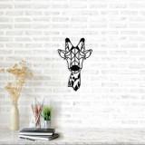 Cumpara ieftin Decoratiune pentru perete, Ocean, metal 100 procente, 32 x 50 cm, 874OCN1040, Negru