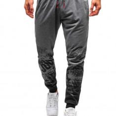 Pantaloni de trening bărbați grafit Bolf 300129