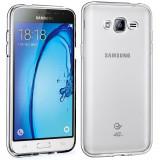 Cumpara ieftin Husa SAMSUNG Galaxy J3 2016 - Luxury Slim Case TSS, Transparent