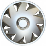 Capace roata 14 inch tip Opel, culoare Silver 14-210 Kft Auto, Croatia Cover