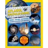 Atlasul spatiului cosmic. National Geographic Kids