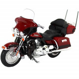 Motocicleta Maisto Harley-Davidson, 1:18-Model 2013 Flhtk Electra Glide