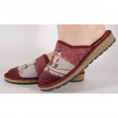 Papuci de casa visinii cu talpa cu memorie din plus 191023