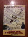 Precursori romani in constructii aeronautice (aviatie) / R3F, Alta editura