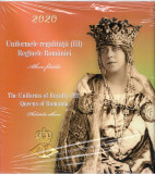 ROMANIA 2020 - UNIFORMELE REGALITATII(III) REGINELE, ALBUM FILATELIC - LP 2300, Nestampilat
