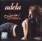 CD Adela – Lacrimi De Iubire , original, holograma