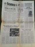 Ziarul Scanteia 13 noiembrie 1981