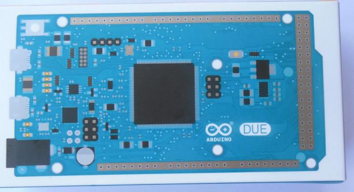 Arduino Due, original, Made in Italy