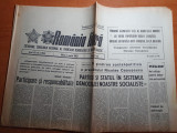 romania libera 1 martie 1983-art. si foto piata 1 mai bucuresti,art. targoviste