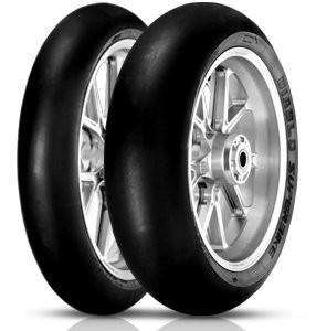 Motorcycle Tyres Pirelli Diablo Superbike ( 200/65 R17 TL Roata spate, NHS )