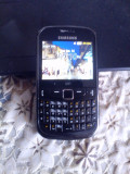 Telefon Samsung GT -S 3350, Negru, Neblocat, Smartphone