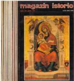 Magazin istoric - anul XXXIV - 2000 - 11 numere (394 - 404)