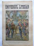 Ziarul Universul Literar ,13 Maiu 1902 , Regele Carol I , cromolitografie