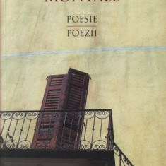Eugenio Montale - Poezii / Poesie  ( ediție bilingvă )
