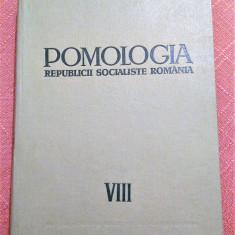 Pomologia R.S.R. Vol. VIII. Soiuri noi si hibrizi de perspectiva - T. Bordeianu, Alta editura, 1969
