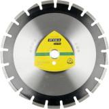 Klingspor - DT 350 A EXTRA - Disc diamantat de taiere segmentat, 500x25.4x3.7 mm, taiere umeda si uscata