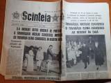 scanteia 19 martie 1987-vizita lui ceausescu in nepal