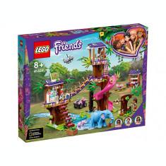 LEGO Friends - Baza de salvare din jungla 41424