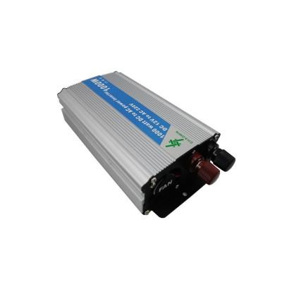 Invertor tensiune 12V-220V, putere 1000 W foto