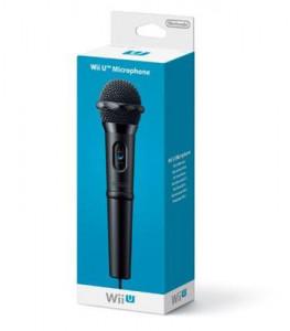 Wired Microphone Nintendo Wii U