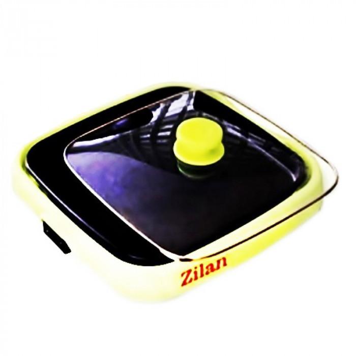 Tigaie electrica Zilan, 1300 W, termostat reglabil