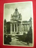 Ilustrata Arad - Palatul Cultural  circulat 1954, Circulata, Printata