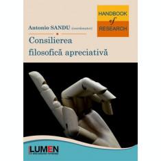 Consilierea filosofica apreciativa - Antonio SANDU