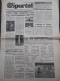 Ziar Sportul 11 septembrie 1978