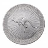 Moneda argint 9999 lingou, Kangaroo Australia 1 uncie = 31 grame