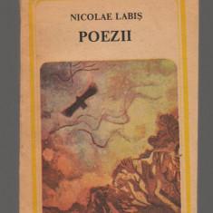 C8515 POEZII - NICOLAE LABIS