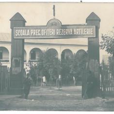 2319 - CRAIOVA, Military School, Romania - old postcard - used - 1929