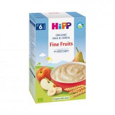 Cereale Hipp Fine Fruits, 250 g, 6 luni+